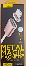 2x Earldom Magnetic Charger iPhone iPad UK SELLER FREE P&P AND FREE GIFT