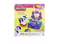 PLAY-DOH MY LITTLE PONY STYLE & SPIN Plus 5 DOUGH POTS / AGE 3 +