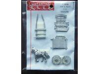 Dart Castings 4mm/OO - L44 Farm Tip Cart