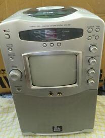 Used graphics karaoke system STVG-502