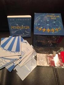 Pendulum in a box