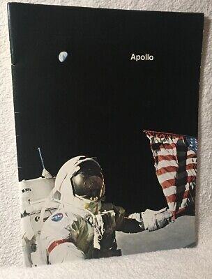 APOLLO Rare Collectable Magazine 1976 Public Affairs National Geographic NASA