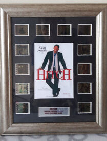 Hitch Film Cell Presentation framed will smith sony pictures Limited Edition