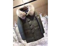 Moncler Parkas Jacket Size 3 GENUINE New with defects