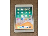 Apple iPad mini 2 32gb storage with iOS 11