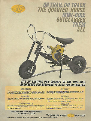 Parts & Accessories - Vintage Mini Bike - Trainers4Me