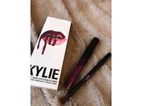 Kylie Jenner lip kit kourt k