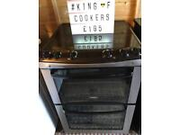 Electric cooker ZANUSSI 60cm