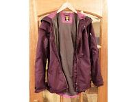 ladies Paramo hill-walking jacket