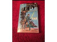 RETURN OF THE JEDI 1983 MARVEL GRAPHIC BOOK