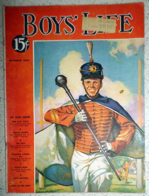 Vintage 1939 October BSA Boys