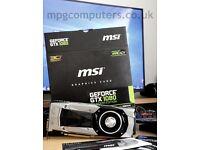 MSI GTX 1080 Founders Edition