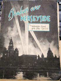 Bombers over Merseyside