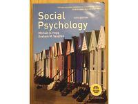 Social Psychology by Michael A. Hogg, Graham Vaughan (Paperback, 2007)