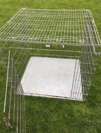 XL dog crate!