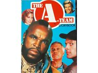 The A-Team Books/book - Packaging costs are free if posted