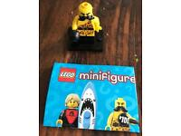 Various Lego mini figures