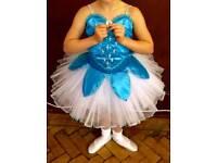 Girls Ballet Tutu 6-8