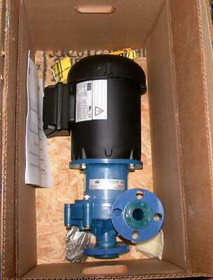 New Finish Thompson Db6hp-e-ff-2-m227 Centrifugal Drive Pump Motor 12 Hp