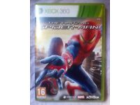 The Amazing Spider-Man Xbox 360 - Complete and Great Condition