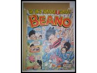 Beano Comic, #3386, From June 23 2007, Perfect Condition, All Pages Intact And Undamaged.