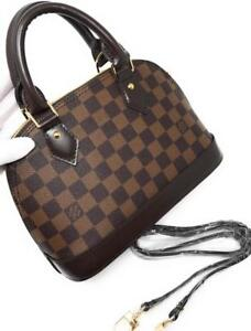Louis Vuitton Alma BB damier Ebene  All Prints All Sizes ( More  Styles  Available)