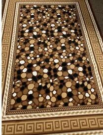 Huge brown rug 350 x 250 cm carpet