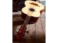 Lucida Mariachi Bass Guitar