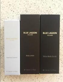 Blue Lagoon Iceland Products - boxed not used