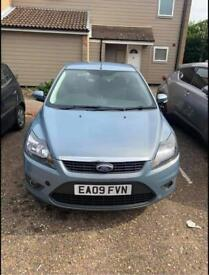 image for Ford Focus 1.6 Petrol 2009 for SWAP Only