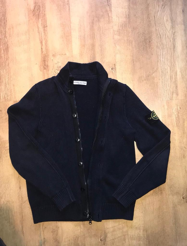 Stone Island Knit Sweater 2011 Large In Newcastle Under Lyme
