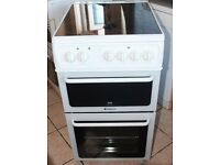 Hotpoint 50cm, VERY CLEAN electric cooker WARRANTY GIVEN