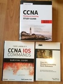 Todd Lammle CCNA routing switching survival guide Cisco wireless networking Toby J Velte