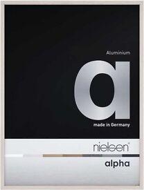 A1 Sized White Oak Nielsen Frame