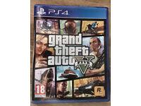 GTA 5 (Grand Theft Auto) PS4