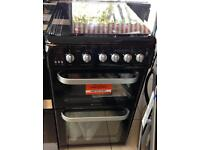 ***NEW Hotpoint 50cm wide gas cooker for SALE with 1 year guarantee ***