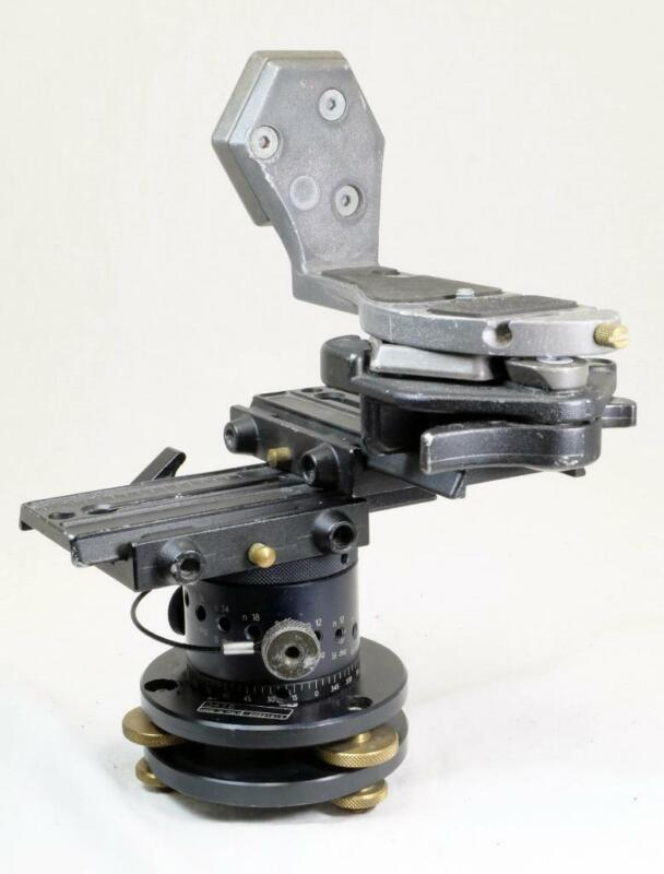 Manfrotto QTVR Tripod Head Kit for Panoramic Shooting - MUST READ! (6347)