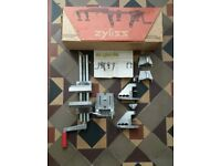Zyliss 4-in-one vice / clamp set