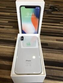 IPhone X for sale or swap Samsung s9+ & cash my way ONLY