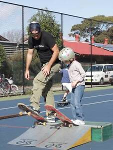 Skateboarding Lessons and Kids Skate Parties Moore Park Inner Sydney Preview