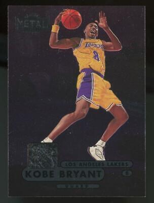 1997 Fleer Metal Universe #86 Kobe Bryant Lakers