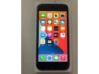 Excellent condition iPhone 6s 64gb, black, unlocked