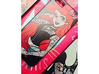 Iphone 5, 5s case - Disney Princess - Alternative Disney-New - 6 desings