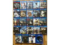 PS4 / PS5 games , all good condition ! £10 each or 5 for £40 ! Price stands , no offers !