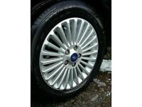 Ford Mondeo alloys wheels set of 4