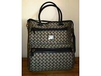 Liz Claibourne Handbag large airline carry on bag