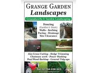 Groundwork Landscaping and General outdoor services