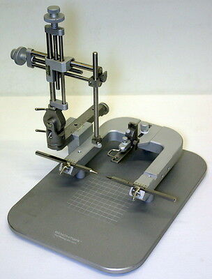 Leica Harvard Benchmark Vernier Stereotaxic Instrument