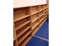 MDF Shelving great for upcycling projects