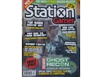StationGamer Issue 3 of 4 ever made - Ultra Rare 2003/04. £20 Unavailable anywhere